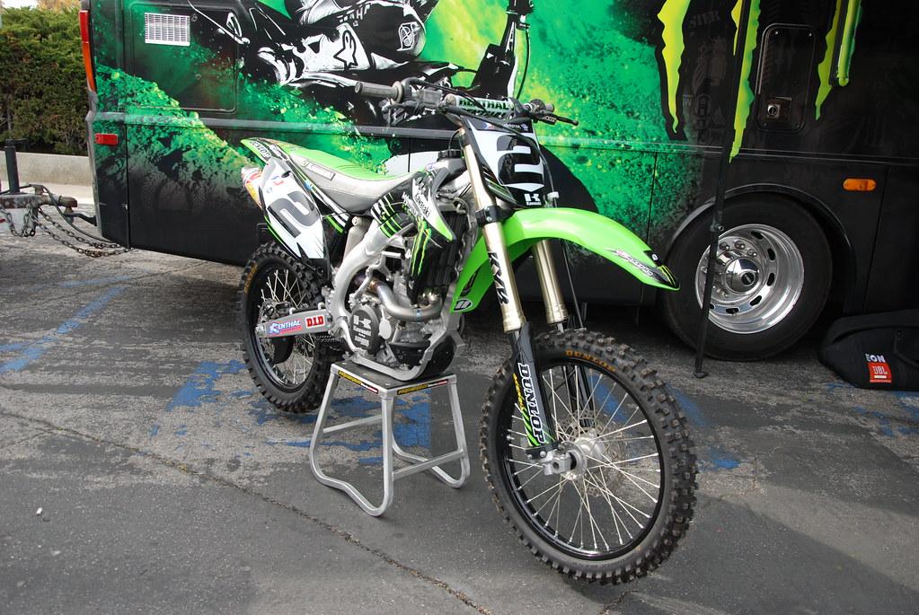 Kawasaki monster dirt bikes