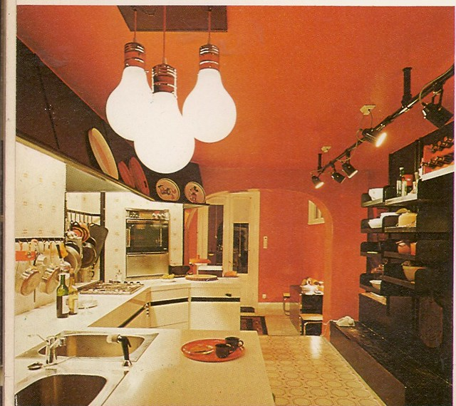 1970s Kitchen