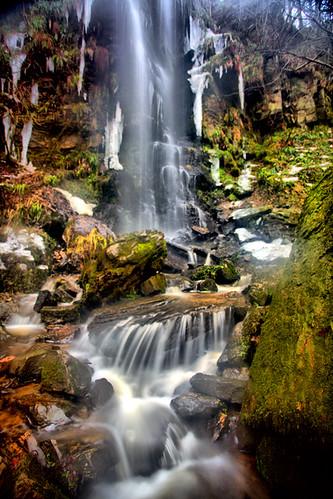 Mallyan Spout Waterfall.