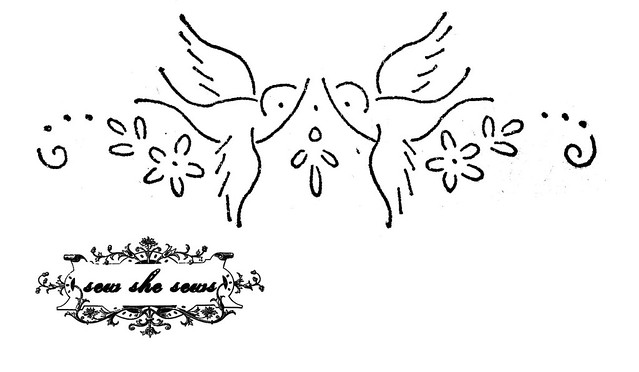 Embroidery Patterns Birds Free Embroidery Patterns