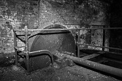 Workings in the engine house