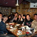OPS dinner w/ Tracy by Tom M. Hsieh