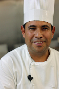 Mexican chef