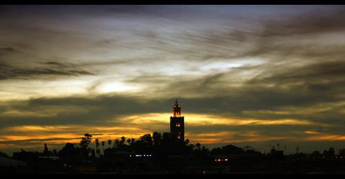 sunrise morocco marrakech diegofornero