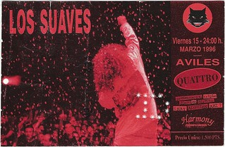 Los Suaves. Avilés 1996