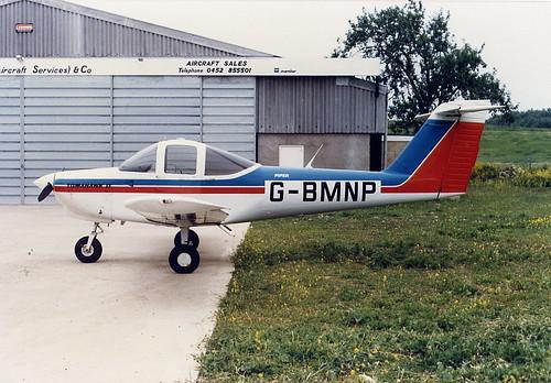 Tomahawk G-BMNP