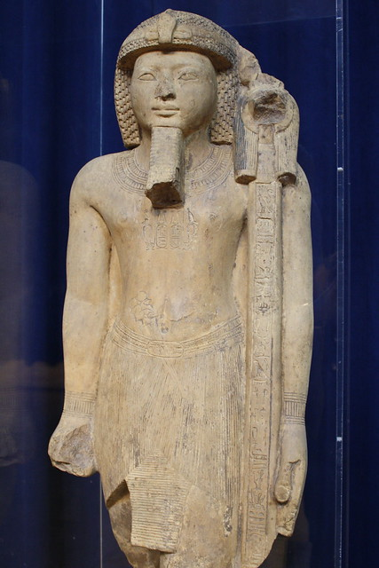 statue of gudea