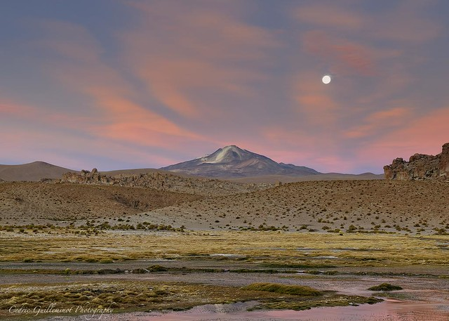 Once Upon a Time in the Altiplano - Uturuncu Volcano, Bolivia