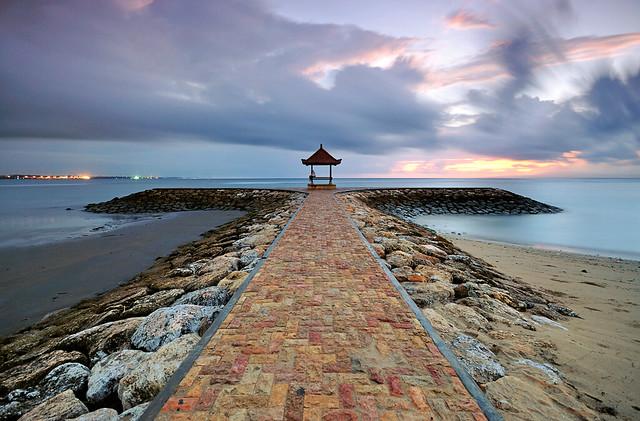 Dawn - Sanur Beach
