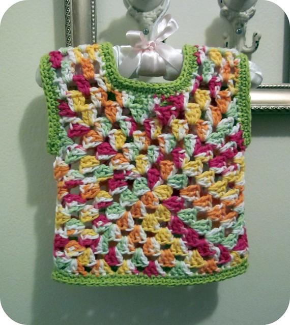 Free Crochet Granny Square Vest Patterns : Granny Square Vest Flickr - Photo Sharing!