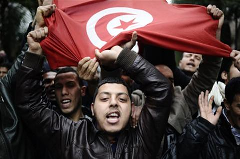 Youth in Tunisia have been on the frontlines against repression inside this North African state. Mass protests and rebellion throughout the country of 10.4 million forced the former President Ben Ali from office. by Pan-African News Wire File Photos