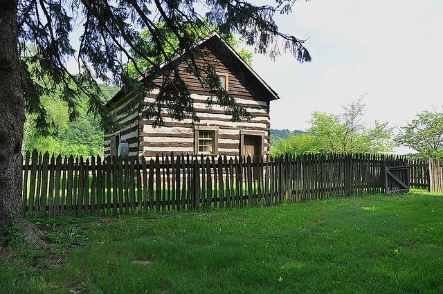 Henry McWhorter Log Cabin