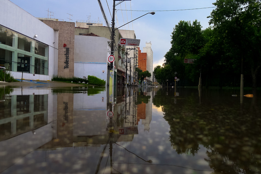 Chuva em Sampa