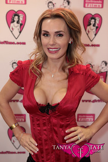 Tanya Tate Adult Entertainment Expo 2011
