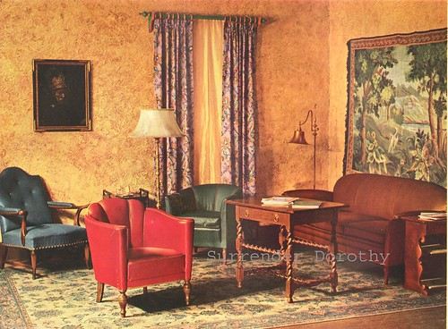 Berkley and Gay Parlor Furniture Roaring Twenties