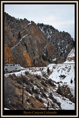 Byers Canyon Colorado