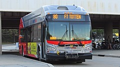 WMATA Metrobus 2016 New Flyer Xcelsior XN40 #2860