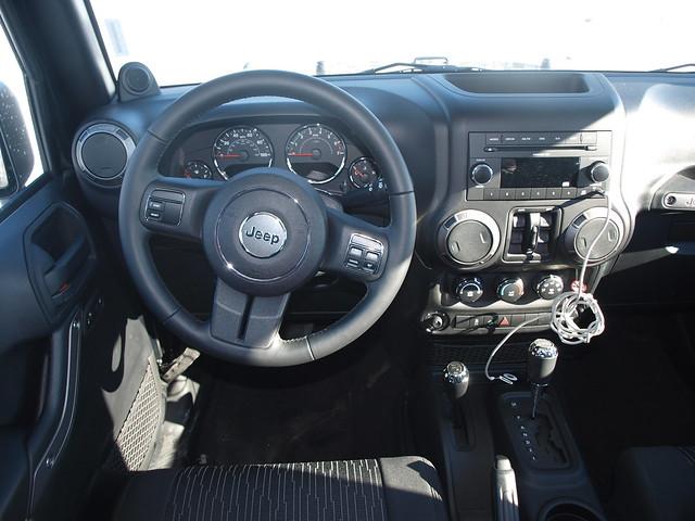 2011 Jeep Wrangler 8