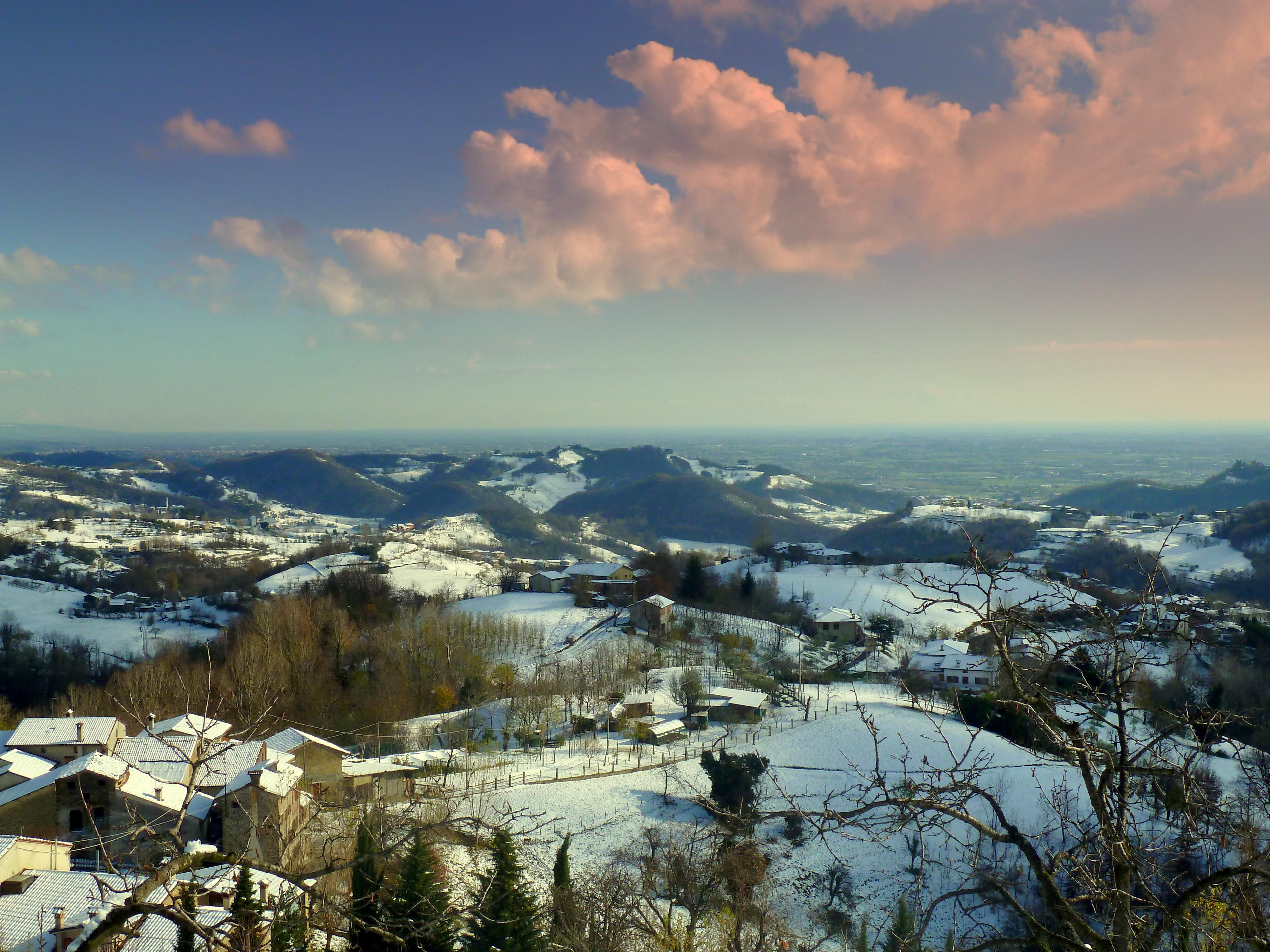 Elevation of Foza, Province of Vicenza, Italy ...