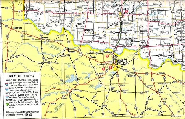 Similiar Map Of Texas And Oklahoma Border Map Keywords