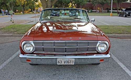 1963 Ford Falcon Futura Convertible (1 of 7)