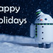 Happy Holidays - From My Droid to Yours by r o s e n d a h l