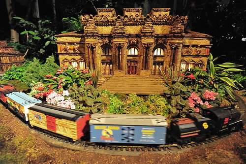 NYBG Holiday Train Show - Metropolitan Museum of Art