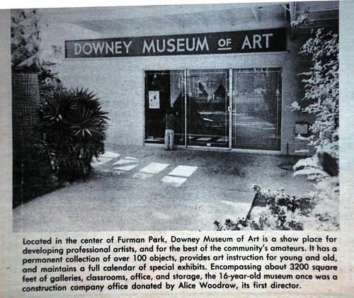Downey, California Downey Museum of Art