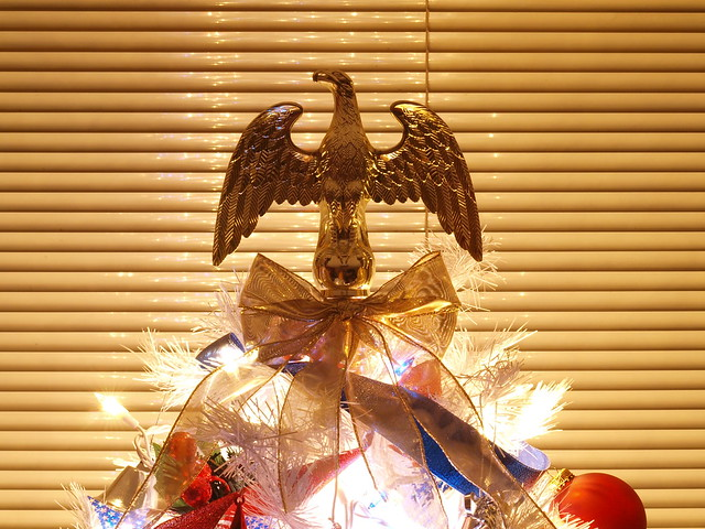 Gold Eagle Topper Flickr Photo Sharing