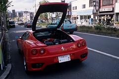 ferrari f50 gt(0.0), enzo ferrari(0.0), koenigsegg ccr(0.0), race car(1.0), automobile(1.0), vehicle(1.0), automotive design(1.0), ferrari f50(1.0), ferrari 360(1.0), ferrari s.p.a.(1.0), land vehicle(1.0), luxury vehicle(1.0), supercar(1.0), sports car(1.0),