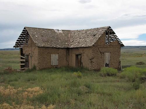 homes usa ruins colorado unitedstatesofamerica gps 2010 panoramio