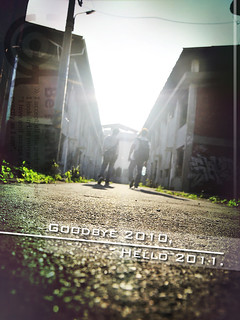 【Goodbye 2010, Hello 2011.】