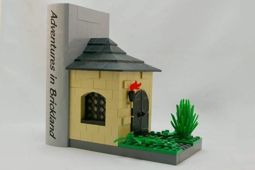 Στηρίγματα βιβλίων από LEGO - Σελίδα 2 5311009466_f688646ab9_b