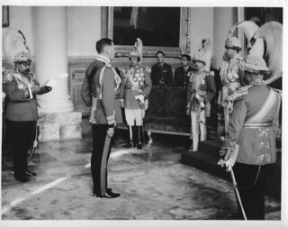 General Auchinleck visits Nepal
