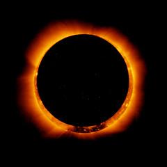 Hinode Observes 2011 Annular Solar Eclipse