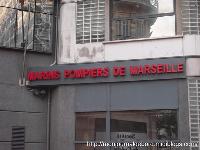 Marins Pompiers de Marseille 1