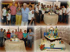 Elpidio Polanco BDAY (80 años) @ monte de la jagua (09-01-2010).