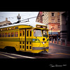 No. 1057 heading down Market Street by jasontakesphotos