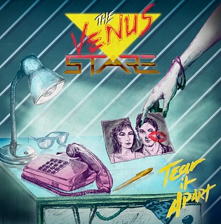 The Venus Stare - 'Tear It Apart' Single
