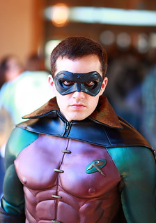 Robin the Boy Wonder 2011 Amazing Arizona ComicCon