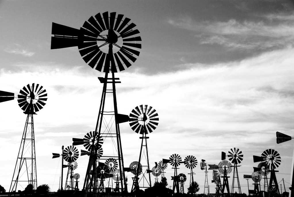 Plethora of Windmills