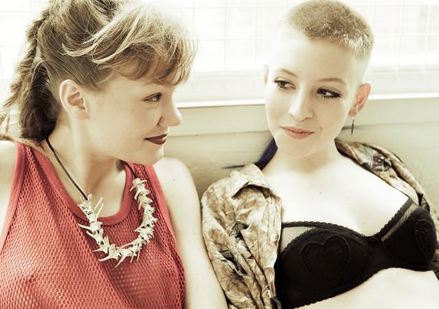 Ladies In Barber Shop Chair Imagejpg | Short Hairstyle 2013