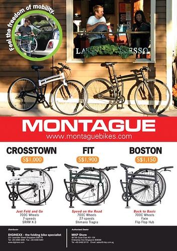 Montague Street Bikes