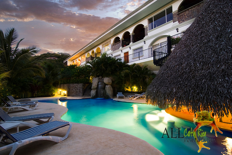 5 bedroom All-inclusive Villa Ocotal