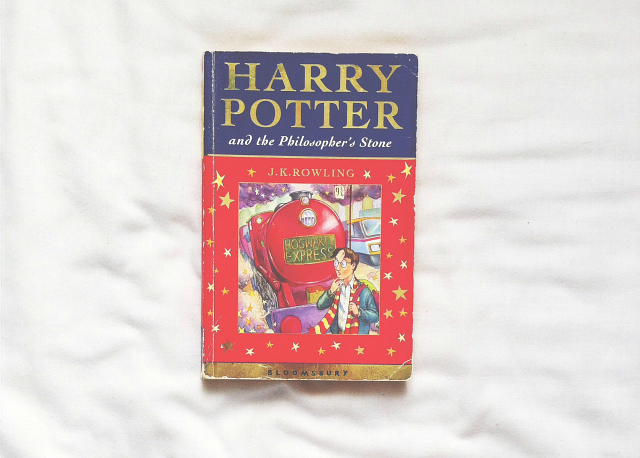 harry potter and the philosophers stone vivatramp uk lifestyle blog