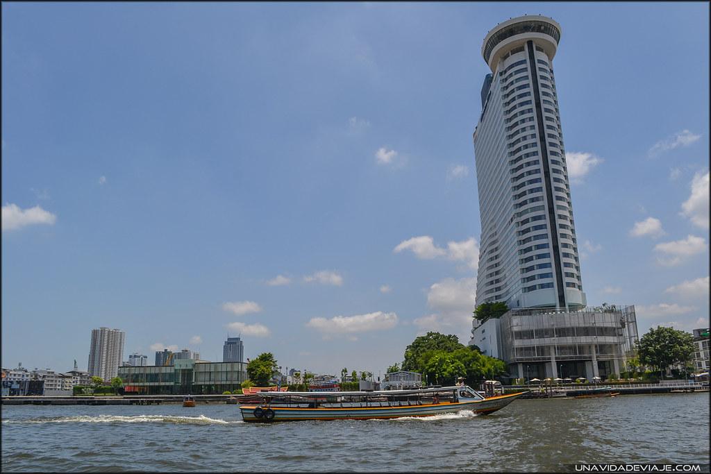 Recorrido por Bangkok pagoda