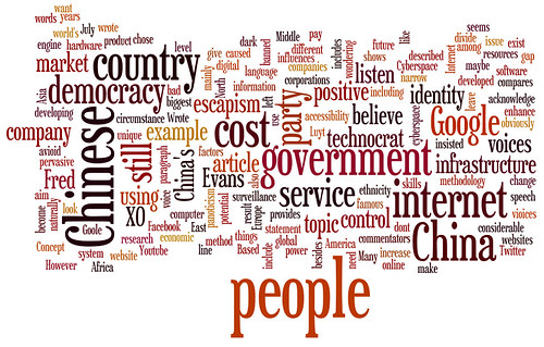 MSc Wordle eLearning, Politics and Society Unit