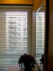 textile(0.0), sash window(0.0), curtain(0.0), window treatment(1.0), daylighting(1.0), window(1.0), wood(1.0), window covering(1.0), window blind(1.0), interior design(1.0), home(1.0),