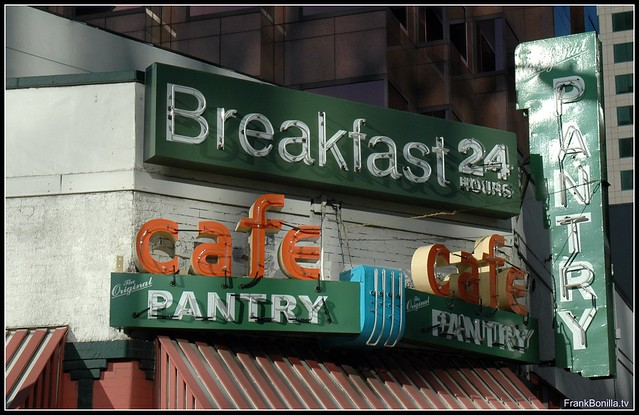 the original pantry cafe los angeles flickr photo sharing