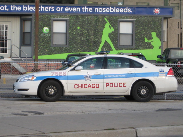 Chicago Police Car A Photo On Flickriver